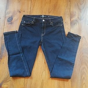 7 Seven for all Mankind The Skinny
